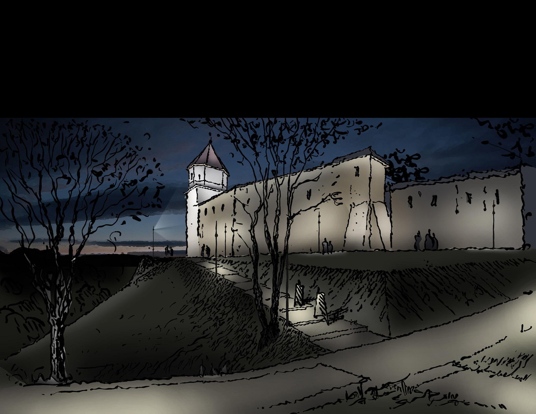 Schongau Stadtmauer Wettbewerb 01