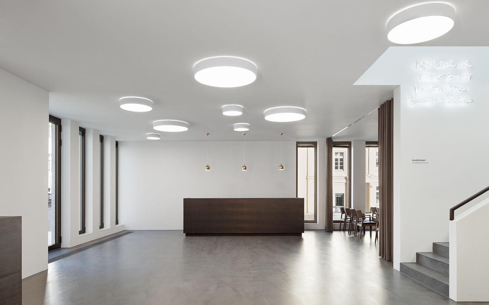 Lehmann Architekten-Kleist Museum