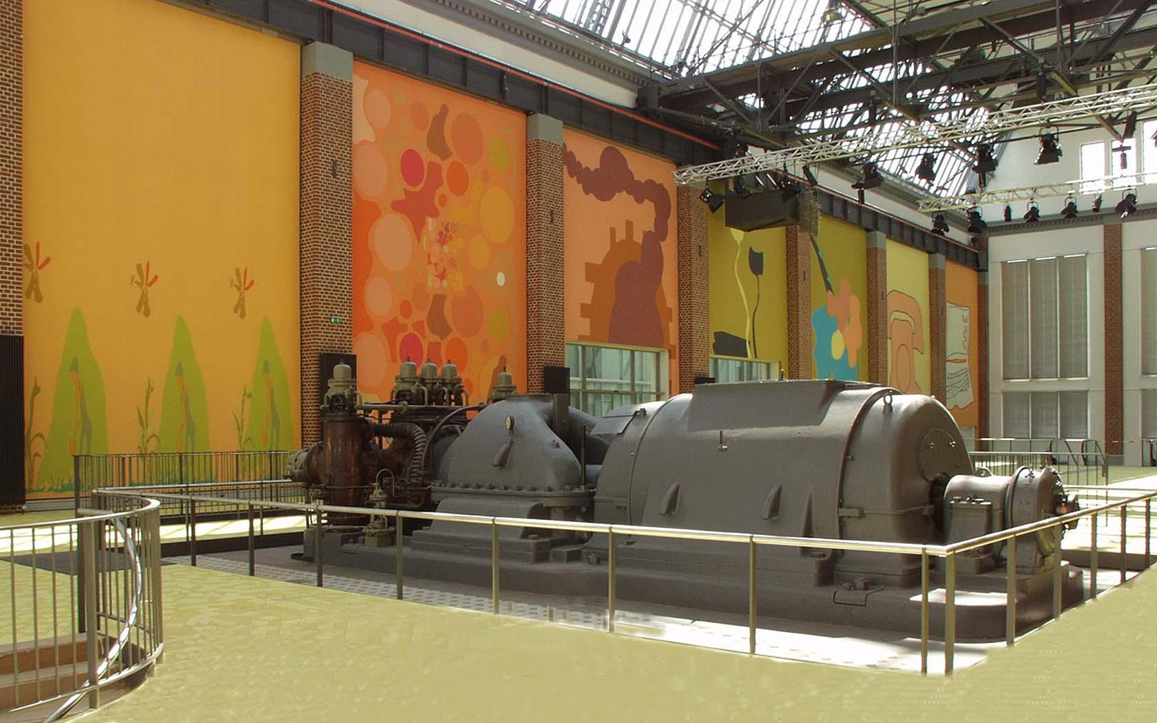 Turbinenhalle Stadtwerke Düsseldorf (1)